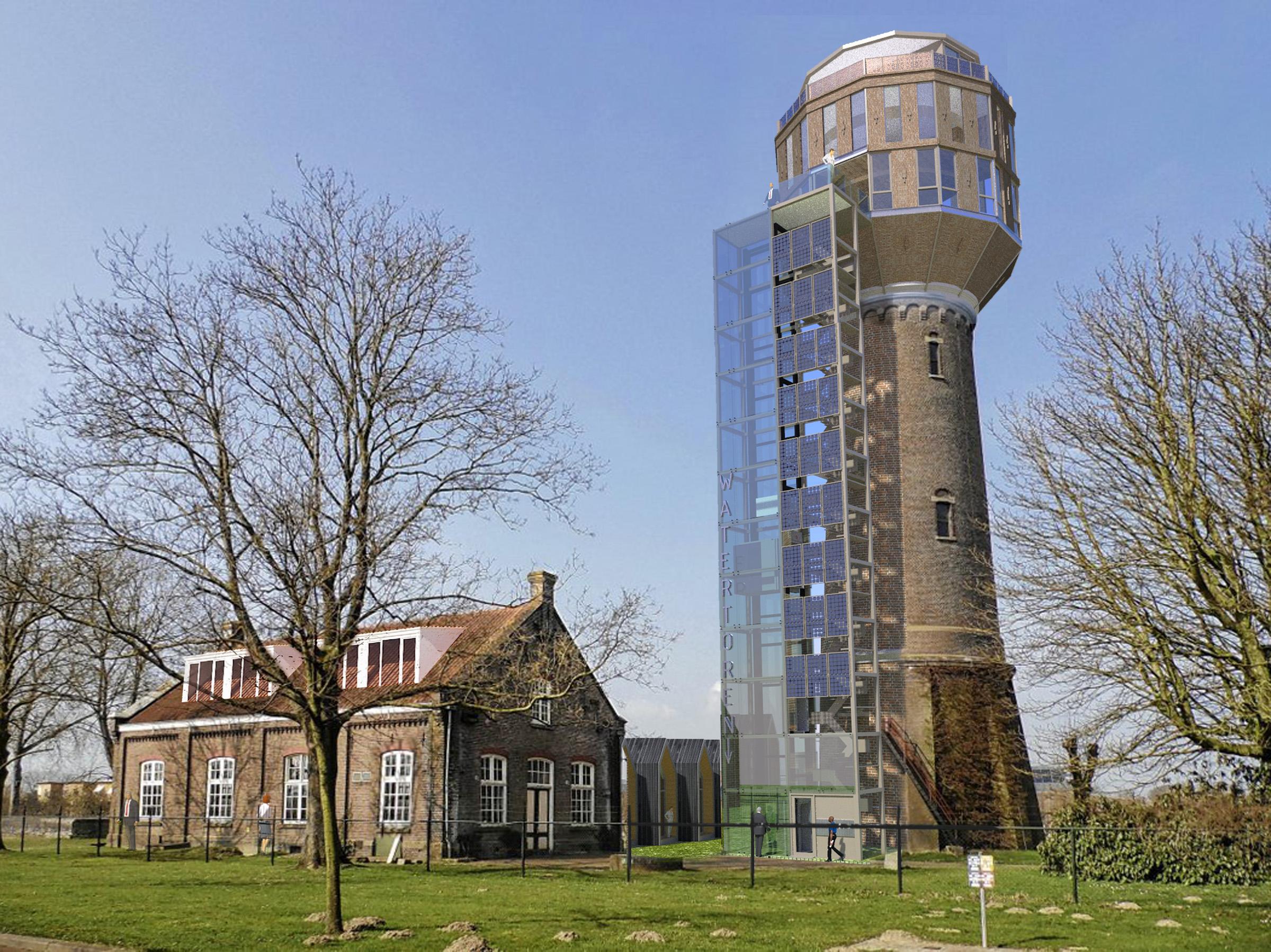 Watertoren Culemborg