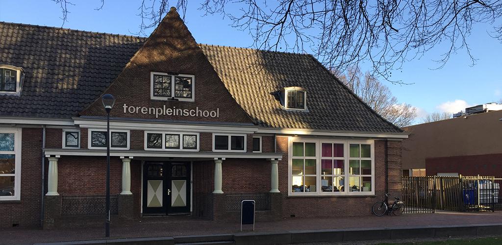 Uitbreiding Torenpleinschool