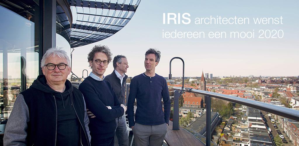 Mooi 2020 namens IRIS architecten