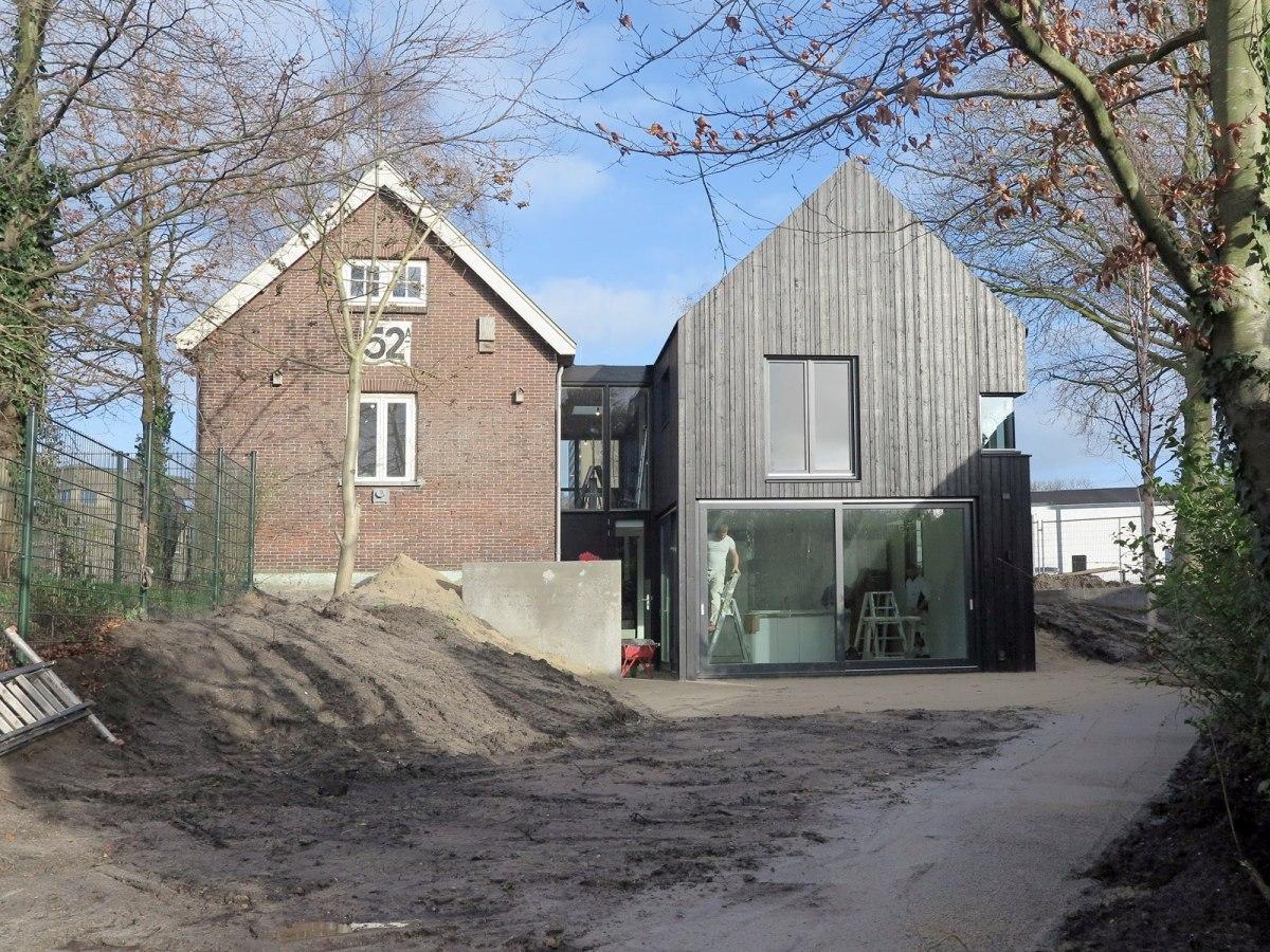 04/03/2020 Spoorwachterswoning Utrecht opgeleverd