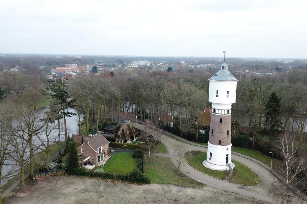 23/11/2020 Watertoren Coevorden te koop